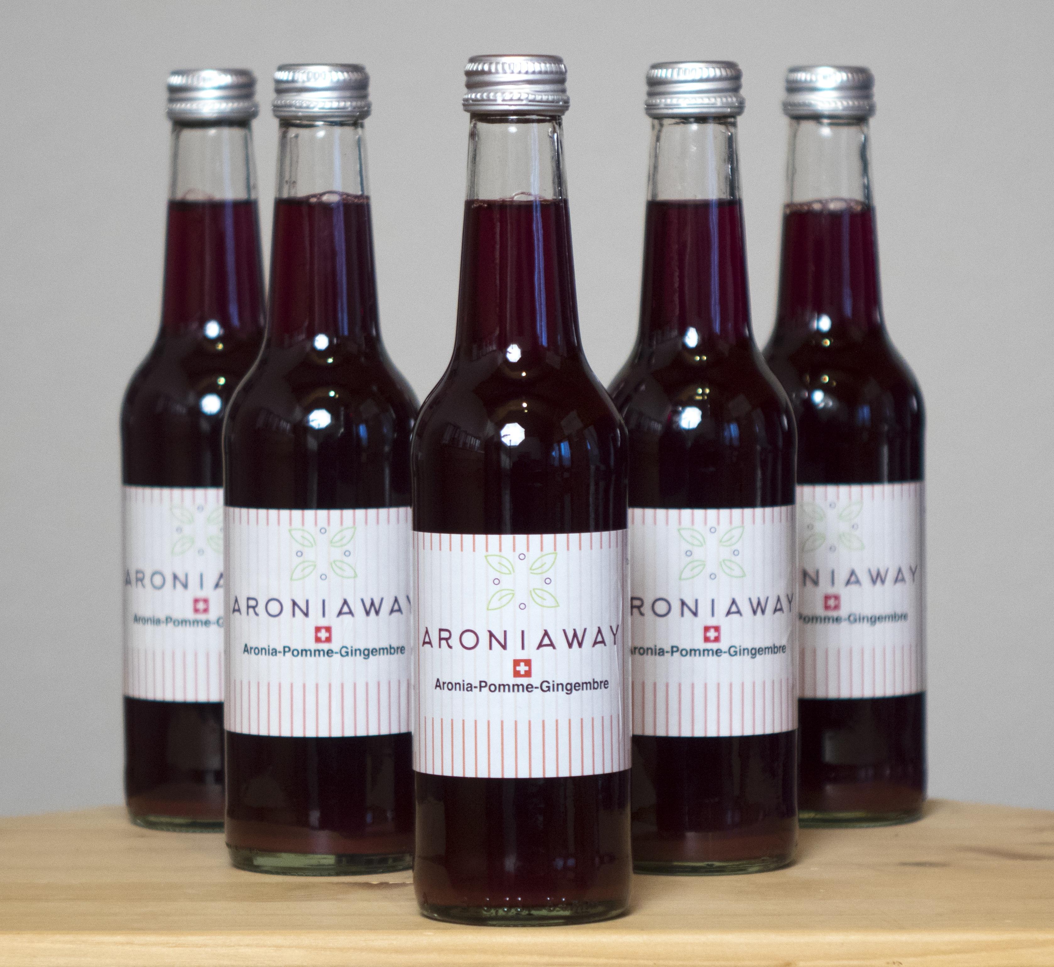 AroniaWay lance une nouvelle boisson santé plaisir