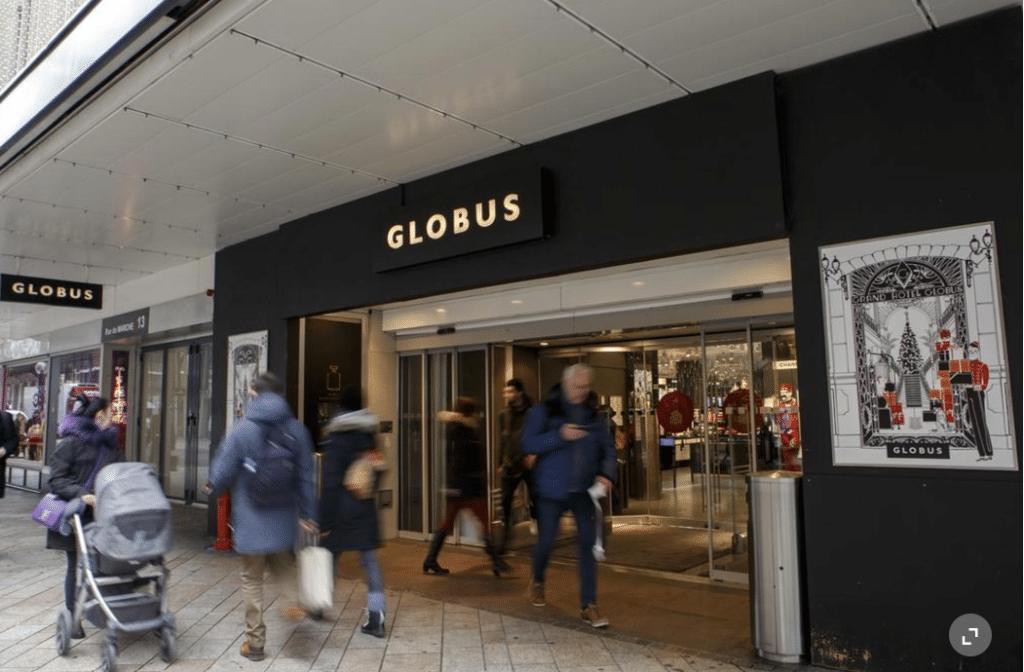 31 filiales Globus rachetée par 3 entrepreneurs suisses