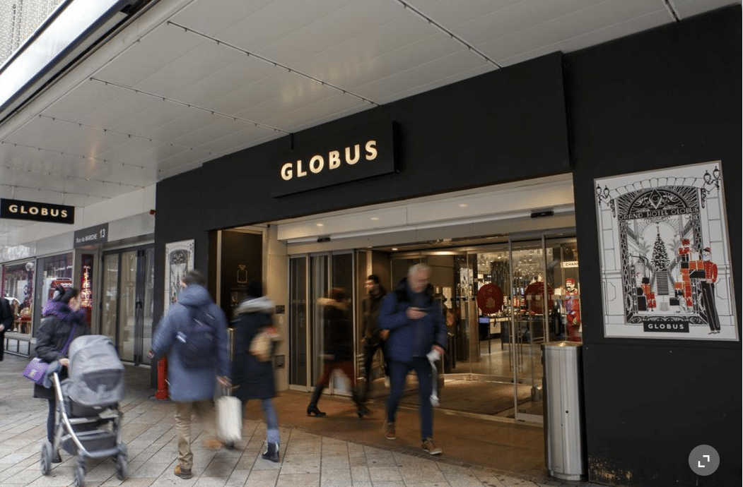3 entrepreneurs suisses font l'acquisition de 31 magasins Globus