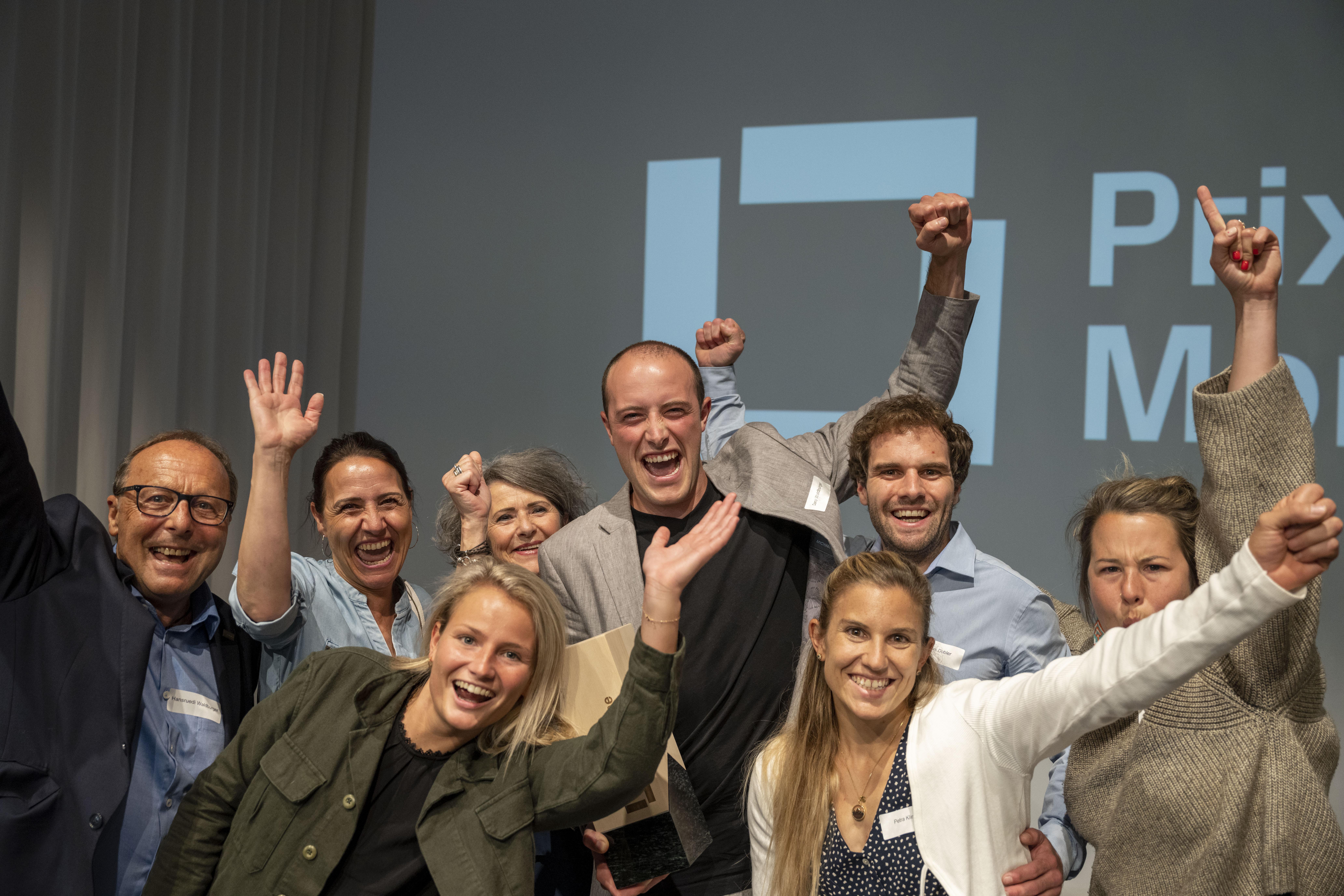 Le fabricant de skis appenzellois Timbaer remporte le Prix Montagne 2021